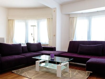 Photo for Square Charles-Maurice apartment in European Quarter with WiFi & lift.