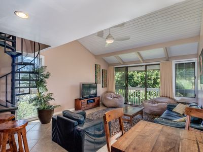 Photo for Split Air Conditioning | Luxury Condo Fully Updated Just Minutes Walk to Beach Sleeps 7