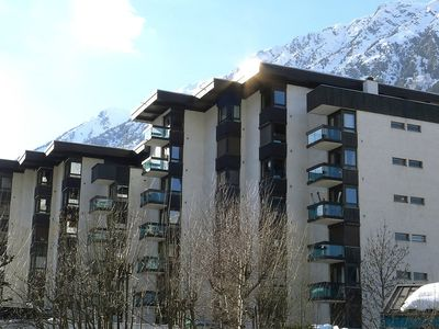 Photo for Apartment in the center of Chamonix with Lift, Internet (102671)