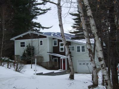 Photo for Charming Chalet with Hot Tub & Okemo Mt. Views
