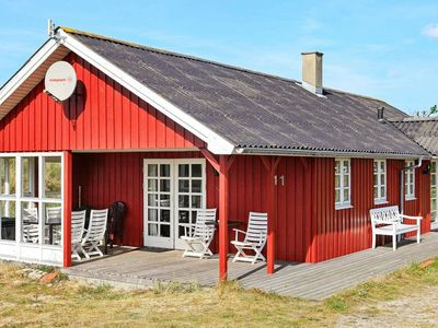 Photo for Quaint Holiday Home in Hvide Sande with Sauna