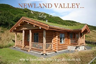 Photo for Newland Valley Log Cabins Damson & Pear Tree Cabin
