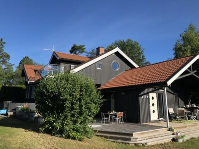 Photo for Villa in rural environment 15 minutes from Stockholm City