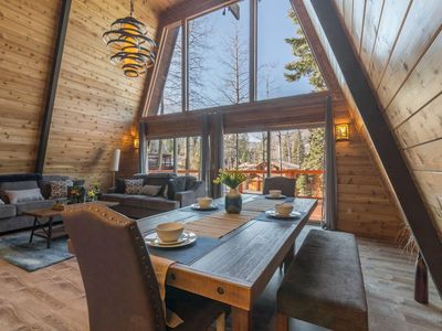 Photo for Remodeled Alpine Meadows A-Frame