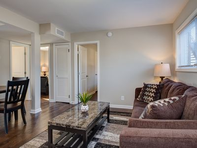 Photo for Remodeled 2BR Condo - Minutes to Downtown Nashville