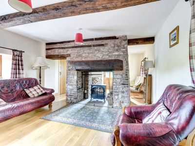 Photo for Vacation home Maesy in Builth Wells - 6 persons, 3 bedrooms