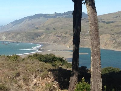 Photo for Sweeping Vistas Of The Ocean, Beach And Russian River ~ Plus A Cute, Cozy Cabin