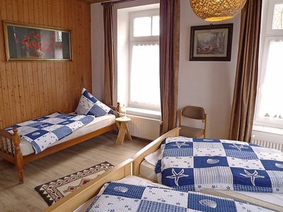 Photo for Apartment in the center of Krummhörn with Parking, Internet, Garden (86789)