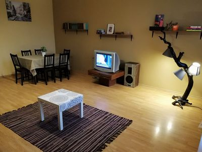 Spacious place for families or group of friends in Riga