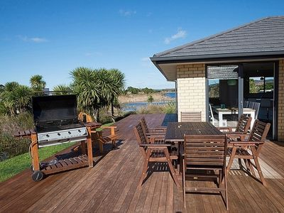 Photo for Dune Lakes - Ruakaka Holiday Home