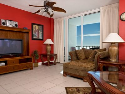 Photo for HAVE A BALL with Kaiser in Lighthouse #715: 3 BR/3 BA Condo in Gulf Shores Sleeps 8