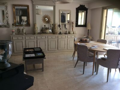 Photo for Beautiful apartment of 100 M2 with private garden.