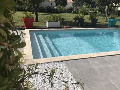 Photo for Cozy cottages in Provence with swimming pool in property of 3000 m2.