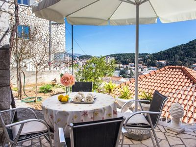 Photo for Studio apartment in Dubrovnik with Internet, Air conditioning, Parking, Terrace (990514)