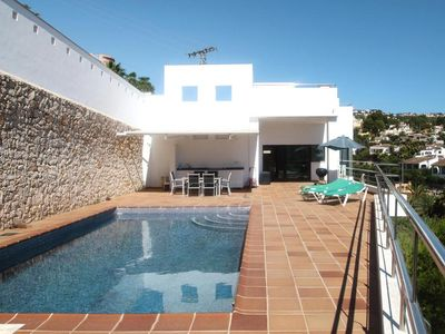 Photo for holiday home, Benissa  in Um Valencia - 6 persons, 3 bedrooms