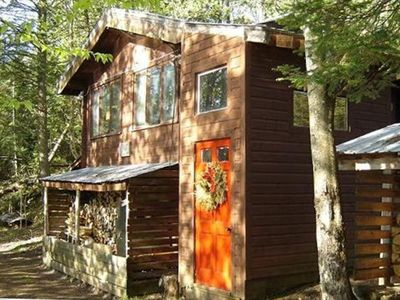 Waterfront Guest Cabin, Access to Craftsbury Outdoor Center