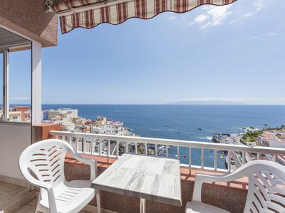 Photo for 1BR Apartment Vacation Rental in Santiago del Teide, CN