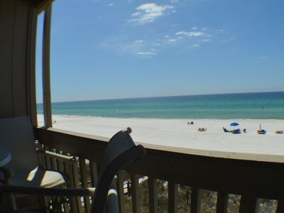 Photo for Comfortable Condo with Beach Views and Pool!