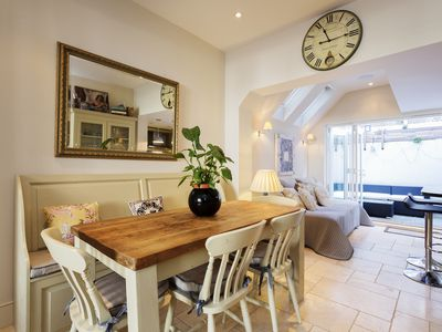 Photo for A beautiful 3 bed London cottage in idyllic Fulham (Veeve)