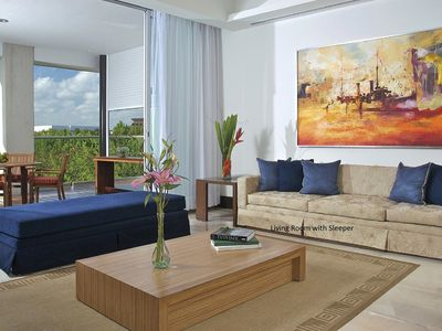 Photo for Grand Luxxe Luxury 2 BR/2.5 Condominium with Full Resort Access