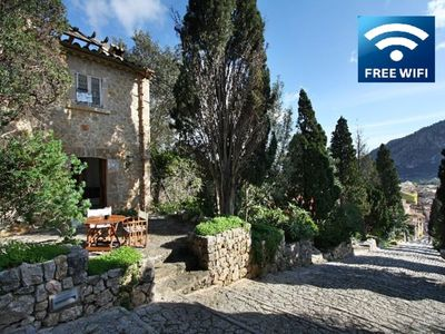 Photo for BRIGHT AND COZY MALLORQUINA HOUSE IN EL CALVARIO WITH AMAZING VIEWS