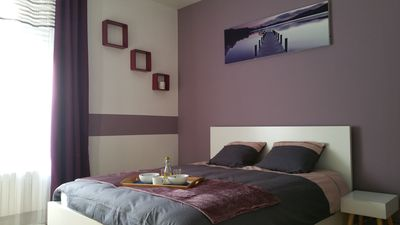 """Photo for Welcome to """"The tranquility"""", T2 (47m) near the city center of Reims"""