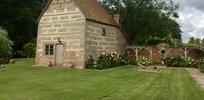 Photo for The Dovecote Bed and Breakfast, a self contained cottage in a peaceful garden