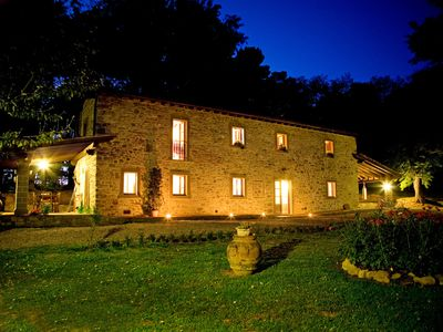 VILLA LIZ, private pool, private hot tub, park fenced,  close to Florence