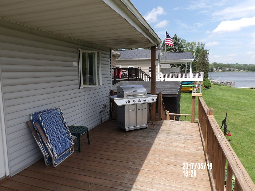 Best Deal on Guilford Lake. Includes Pontoon Boat