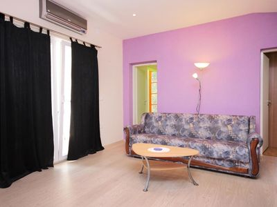 Photo for Two bedroom apartment with terrace Pakoštane, Biograd (A-6161-a)
