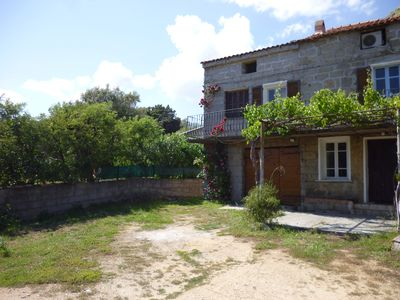 Photo for TYPICAL HOUSE CORSICA
