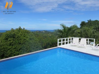 Photo for EXCEPTIONAL SEA VIEW VILLA with PRIVATE POOL / Nearby Bonita Beach and center