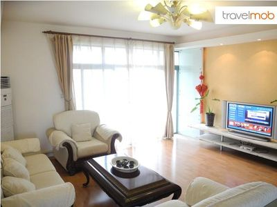Photo for 3BR Apartment Vacation Rental in Shanghai, Shanghai