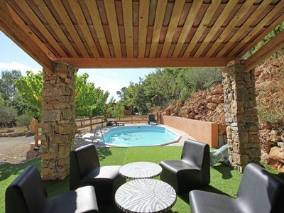 Photo for Quiet Holiday Home in Saint-Antonin-du-Var with Private Pool