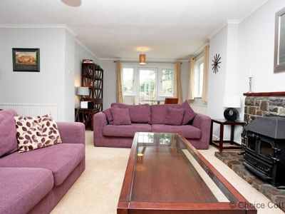 Photo for CROYDE RIDGEWAY | 3 Bedrooms  | Sleeps 6 | Central location | Dogs Welcome
