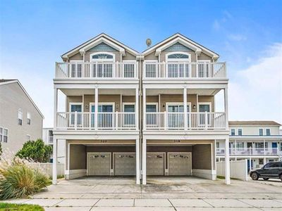 Photo for Top floor Condo with 3 bedrooms and 2 full baths located 1.5 Blocks to beach and boardwalk.