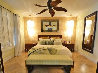 Photo for Chic & sophisticated retreat in the heart of Olde Naples, just 2 blocks from the beach