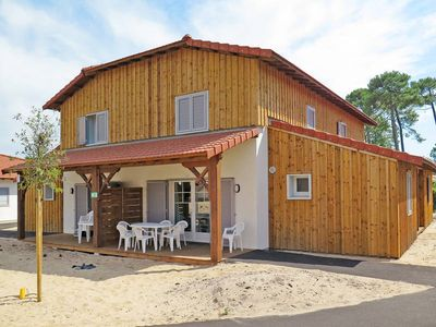 Photo for Apartment Résidence le Domaine des Dunes  in Mimizan, Aquitaine - 8 persons, 3 bedrooms
