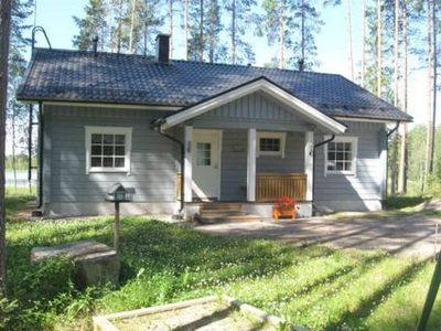 Photo for Vacation home Käpälämäki in Konnevesi - 6 persons, 2 bedrooms