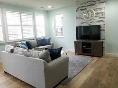 Photo for 4BD New Beach theme House w/ Massage Chair, Breakfast included!