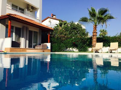 Photo for ***** VILLA ANGEL BELEK with private pool and garden in Belek Antalya