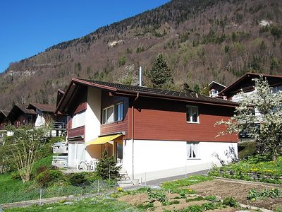 Photo for 3 bedroom Villa, sleeps 5 in Goldswil with WiFi