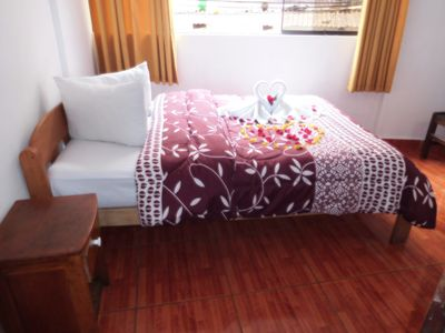 Photo for matrimonial privado/sol naciente hostal/machupicchu