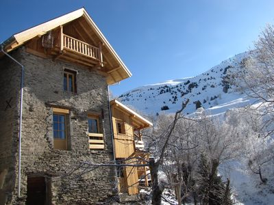 Photo for Chalet La Petite Soeur,Alpe D'Huez Ski Domaine,for great Skiing/Cycling holidays