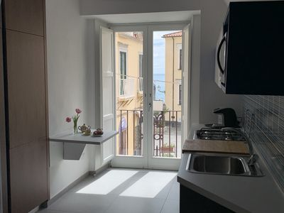 "Photo for First floor see view Amalfi ""Casa Mia"""