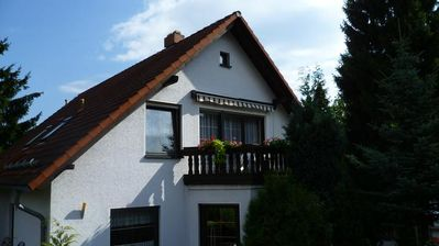 Photo for Holiday apartment Kurort Jonsdorf for 2 - 4 persons with 1 bedroom - Holiday apartment in one or mul