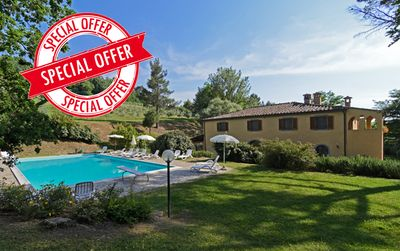 Photo for SANTANGIOLO - PRIVATE POOL WITH FREE WIFI, WINE AND OIL TASTING