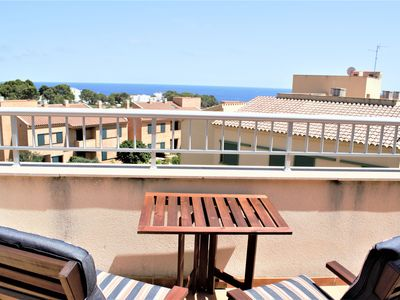 Photo for Spacious Last Floor Apartment Duplex Marina Sant Jordi (MSJ59)