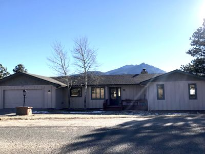 Photo for NEW LISTING! Peaceful Location with Amazing Mountain Views!