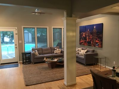 Photo for Oasis in the City. Morningside/VaHi. Great in town location.